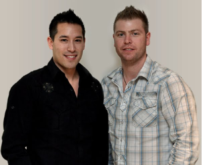 Wealthy Affiliate co-founders Kyle and Carson
