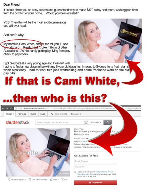 Cami White Daily Web Biz same as Complete Profit Code