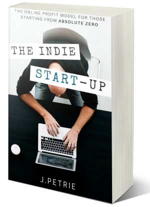 The Indie Start Up Paperback