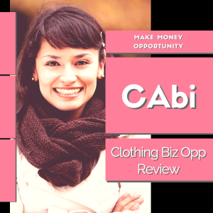 The CAbi Clothing Scam? Or    The CAbi Clothing Opportunity