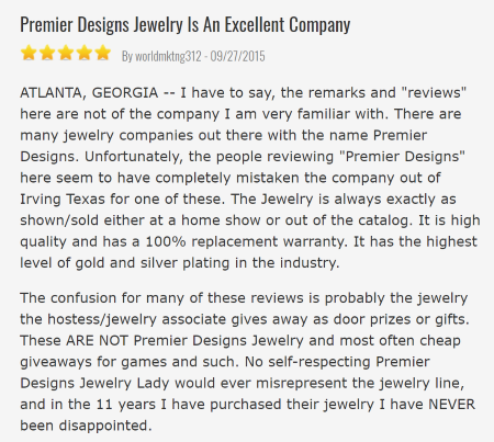 premier designs jewelry review the pearl of mlm s or