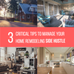 3 Tips For Home Remodeling