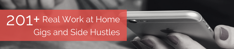 201 plus work at home gigs post banner