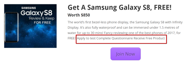 Survey Momma Scam Phone Offer