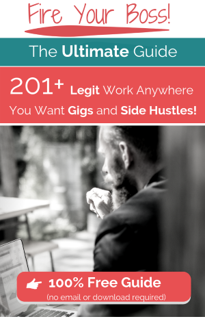 201+ REAL Work at Home Gigs