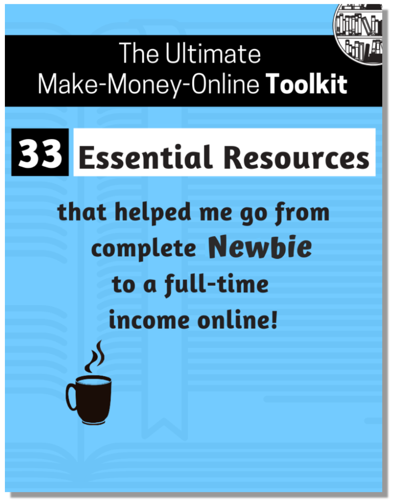 33 Essential Make Money Online Resources