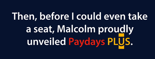 10 Minute Paydays Plus