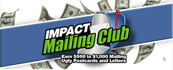 Impact Mailing Club