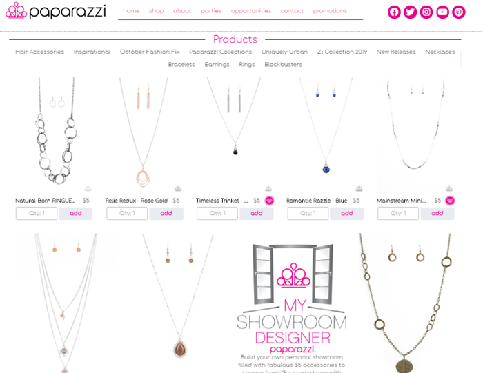 Is Paparazzi Jewelry a Pyramid Scheme Products