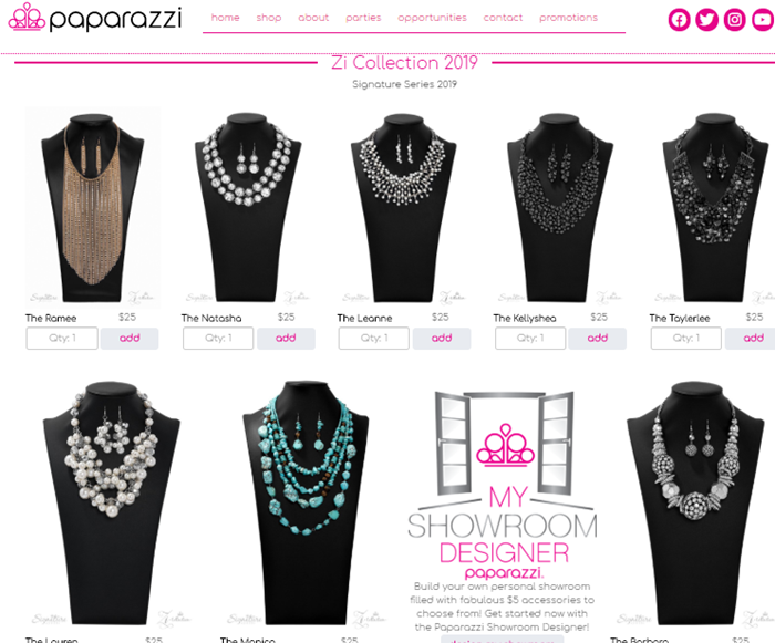 Is Paparazzi Jewelry a Pyramid Scheme Zi Collection