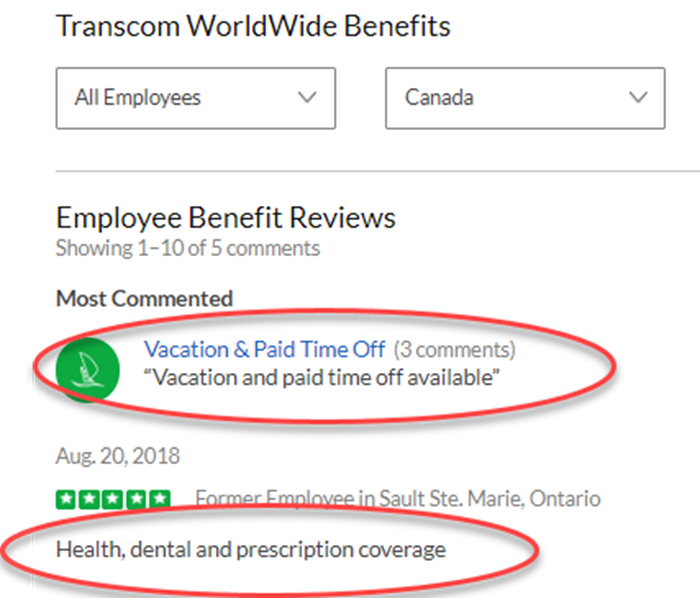 Transcom Work at Home Review Benefits