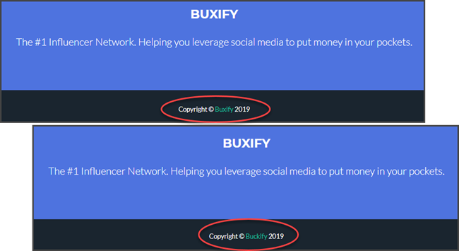 Buxify Review Copyright Buckify