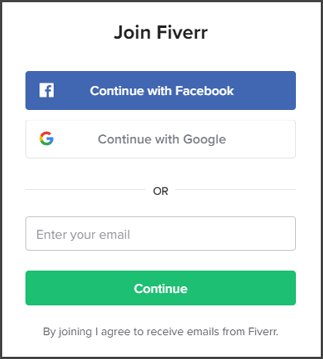 Fiverr Review How to Join