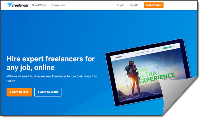 Freelancer.com Review Official Site