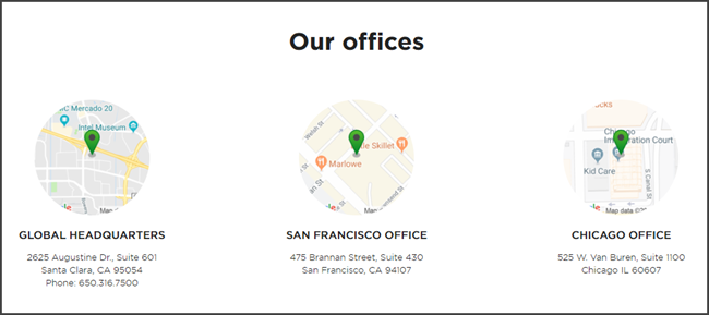Upwork Review Offices