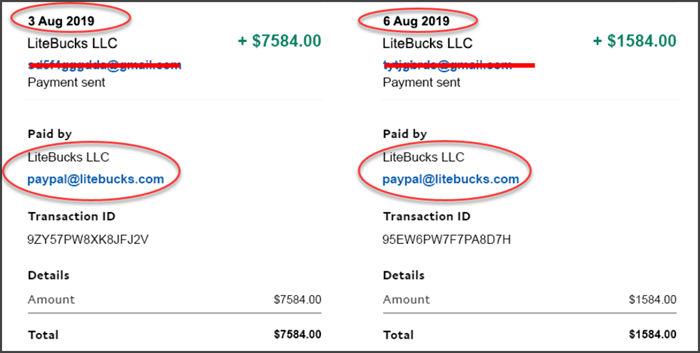SwiftBucks Review Fake Payment Proofs