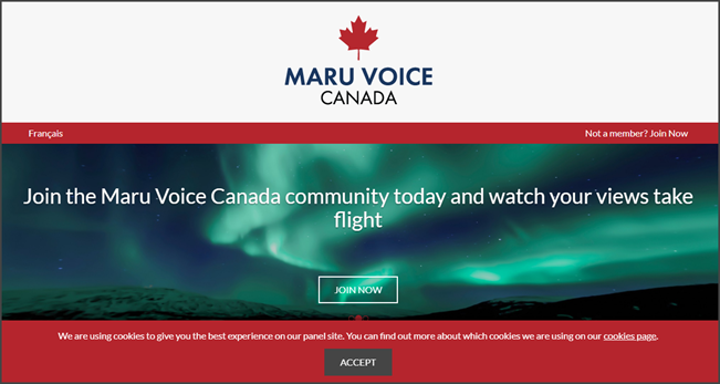 Maru Voice Canada Review Official Site