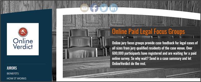 Online Verdict Review Official Site