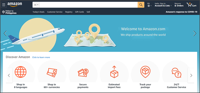 How to Buy and Sell Online Amazon