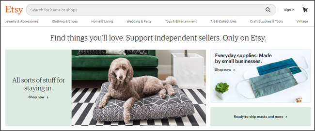 How to Buy and Sell Online Etsy