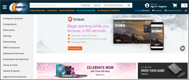 How to Buy and Sell Online Newegg