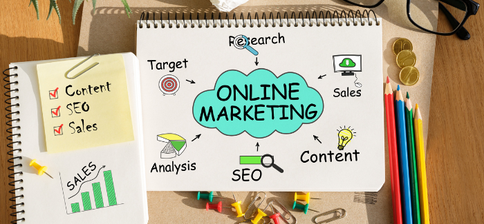 Best Online Marketing Program Post Banner