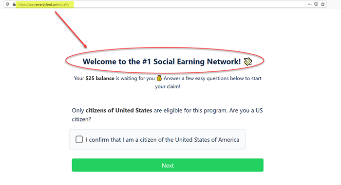 RewardsFeed Claims to Be Number 1 Social Earning Network