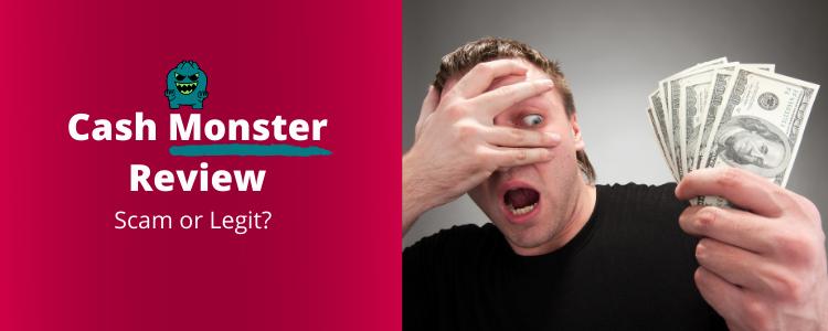 Cash Monster Review Banner