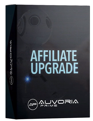Auvoria Affiliate Upgrade
