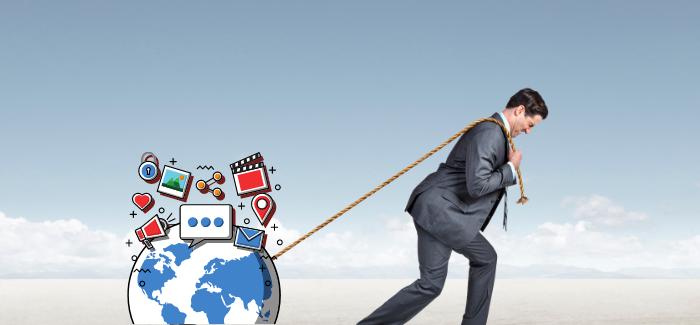Social Media Killing the Economy - Stock Market