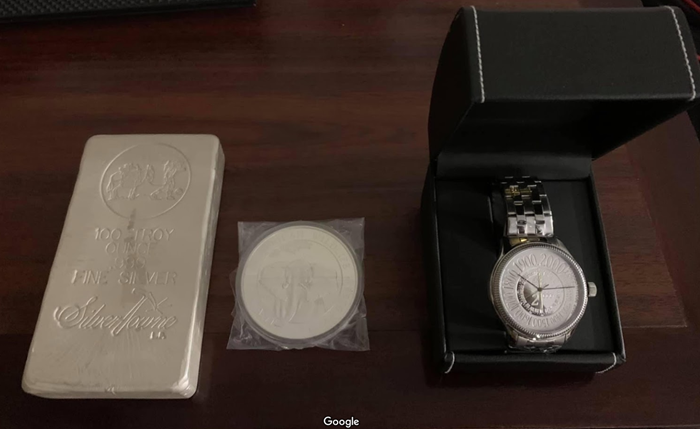 7K Metals 100 Troy Ounce .999 Fine Silver