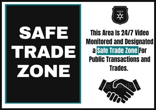 Police Safe Transaction Zone