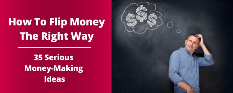 How to Flip Money Post Banner
